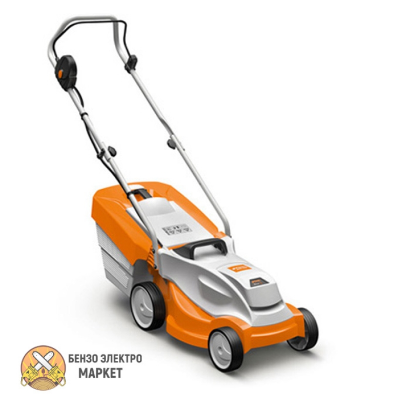 Аккумуляторная газонокосилка STIHL RMA 235.0 (без акку. и ЗУ)