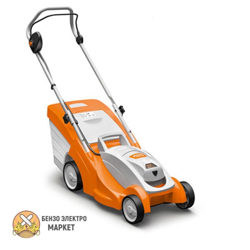Аккумуляторная газонокосилка STIHL RMA 339.0 (без акку. и ЗУ)