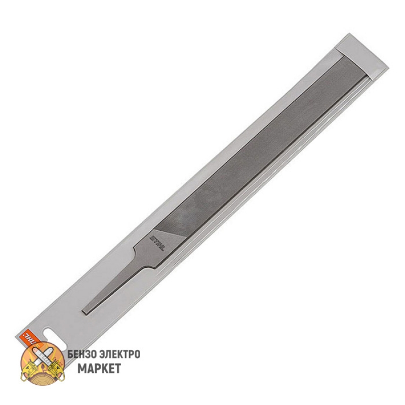 Напильник плоский STIHL для заточки дисков 200 мм