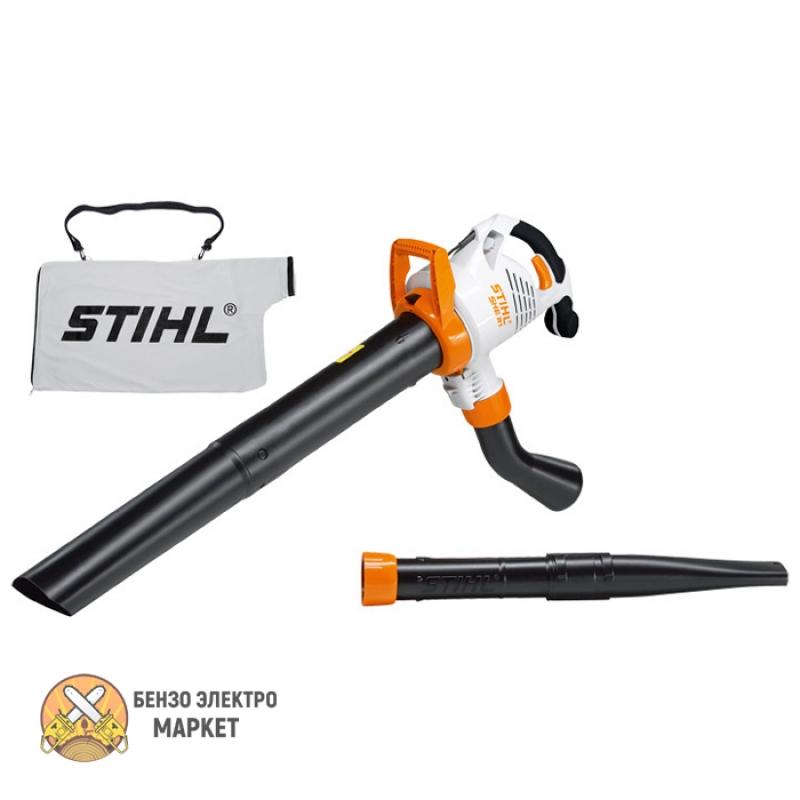 Воздуходувка-измельчитель STIHL SHE 81