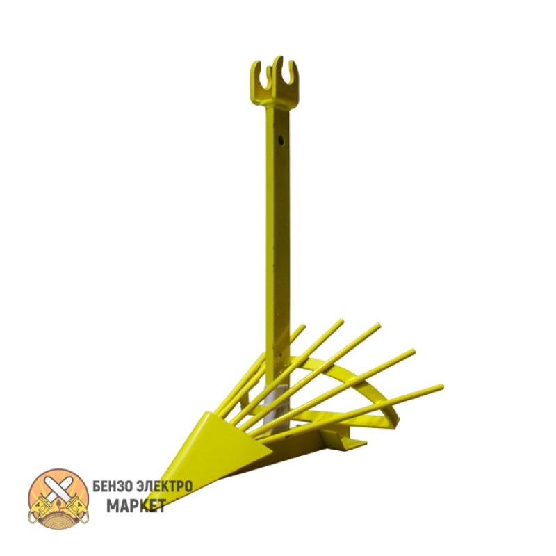 Картофелекопалка прямая для мотокультиваторов BC7713,7714,8813,8716,1193