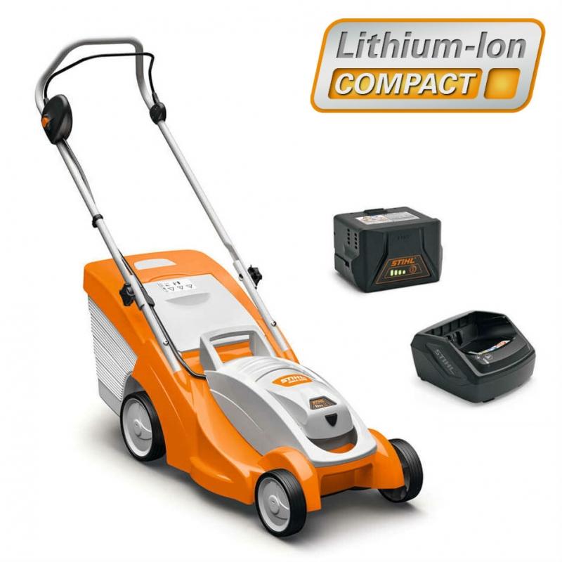Аккумуляторная газонокосилка STIHL RMA 339.0