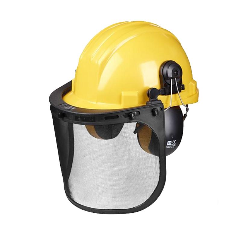 Шлем защитный комбинированный CHAMPION