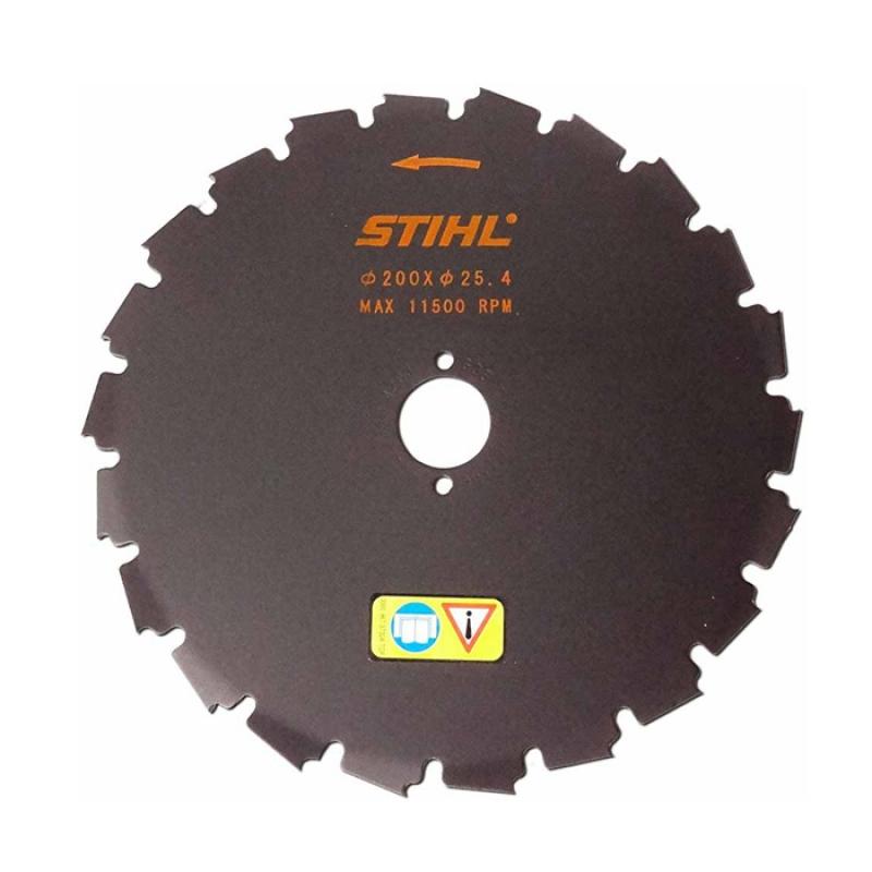 Пильный диск STIHL с долотообразными зубьями 200мм (22 Z)