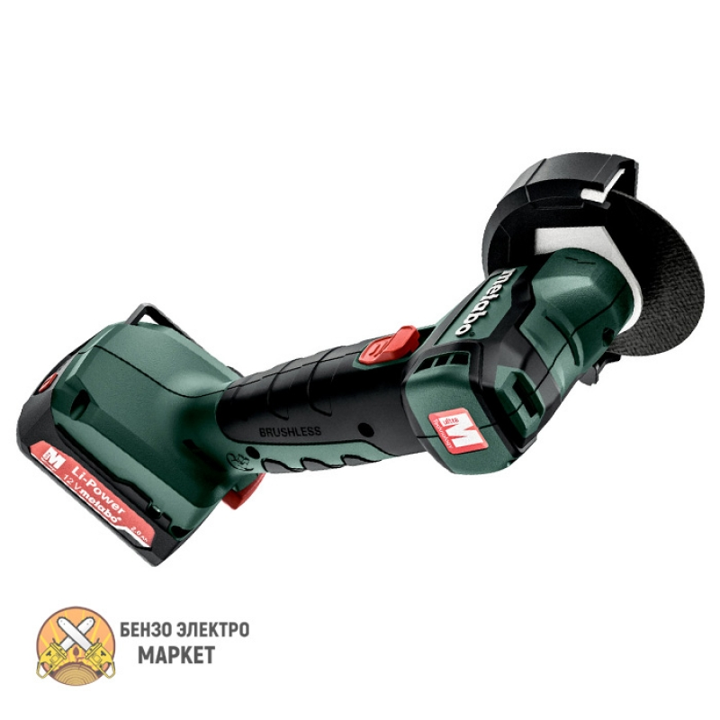 Аккумуляторная болгарка METABO POWERMAXX CC 12 BL