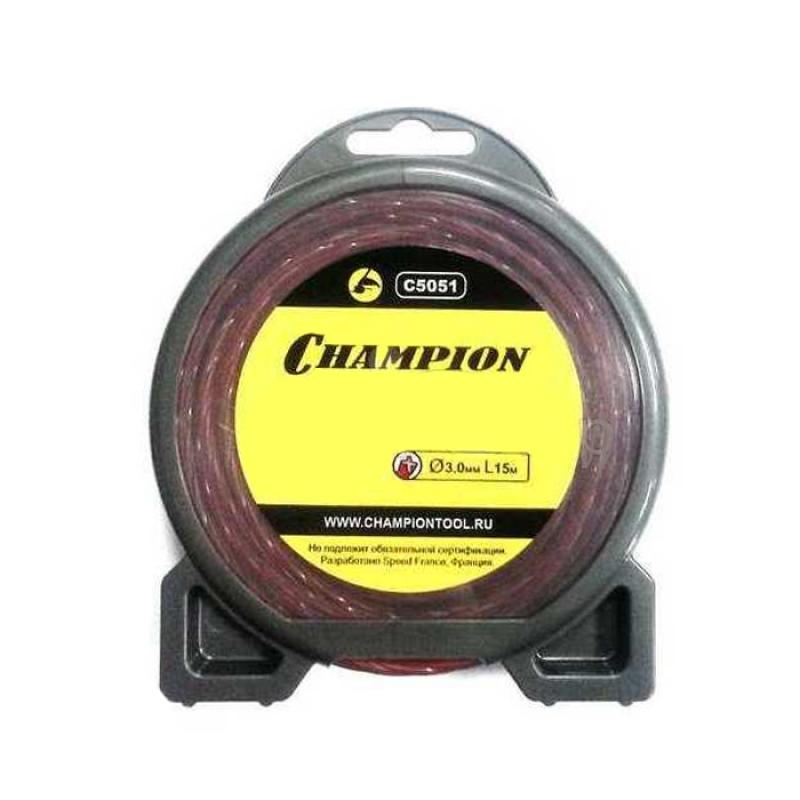 Корд трим.CHAMPION Spiral Pro 3.0мм *15м (витой)